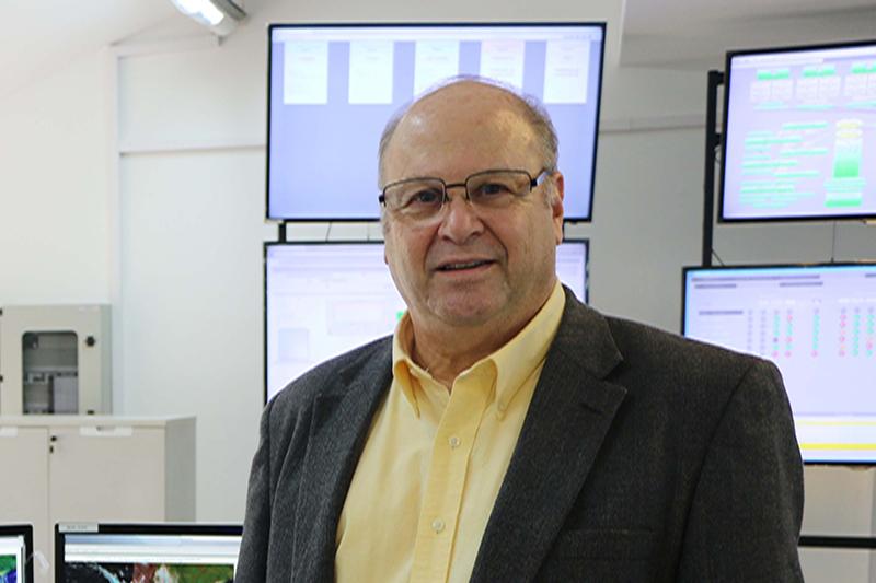 Steve Goodman en el SMN